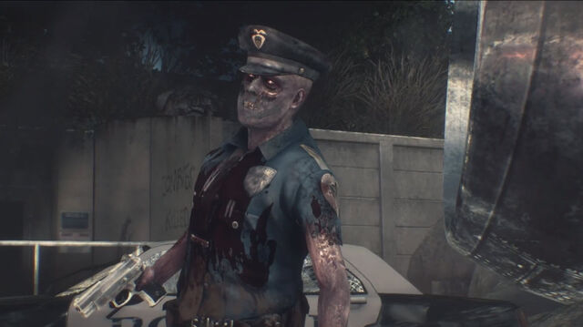 Image result for Zombie Dead Rising 3 Police