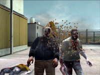Dead rising zombies hit with dog food (2)