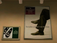 Rafael's Shoes Posters