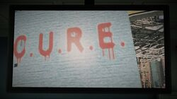 Dead rising 2 CURE sign tapeit or die com