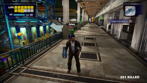 Dead rising out of control redux adam throwing knife
