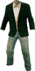 Dead rising Business Casual