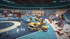 TIR motorcycle