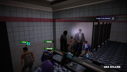 Dead rising japanese tourist and greg 7 bathroom