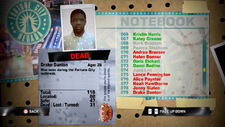 Dead Rising drake notebook
