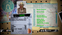 Dead Rising chad notebook