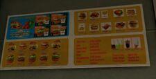 Jill's Sandwiches Menu 1