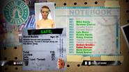 Dead Rising danni notebook