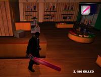 Dead rising toy laser sword illumination