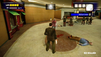Dead rising dishes throwing