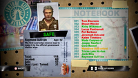 Dead Rising raymond notebook