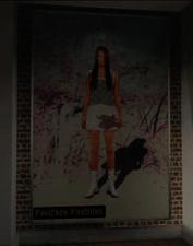Fanfare Fashions Poster