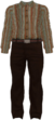 Dead rising Accountant Outfit
