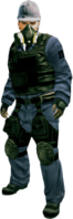 Dead rising mercenary blue full