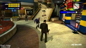 Dead rising walkthrough (3) stairway paradise