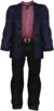 Dead rising Miami Nights Outfit