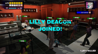 Lilly Joins