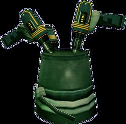Dead rising Drill Bucket