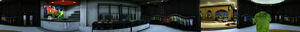 Dead rising Tucci's of Rome PANORAMA
