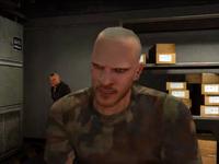 Dead rising survivors in security room (3)
