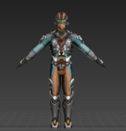 Shockpoint Advanced Suit