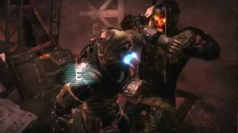 Dead Space 3 - Waster Death