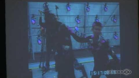 Dead space 2 motion capture