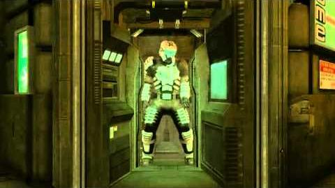 Dead Space Suit Level 6 Military (HD 5670)