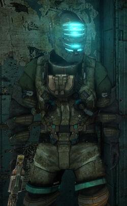 Deep dig suit DS3