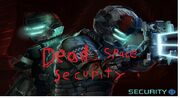 Dead Space Security Story