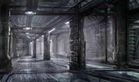 Dead Space Concept Art by Jason Courtney 41a