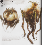 Medusa concept art book