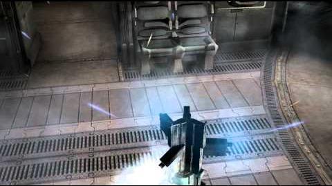 Dead Space - Pulse Rifle Alternate Fire