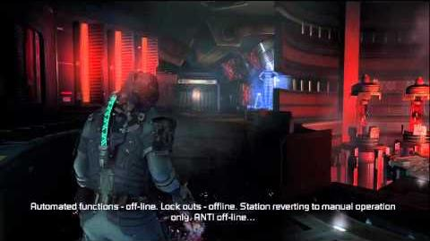 Dead Space 2 - Chapter 7 Part 4 Collect Peng