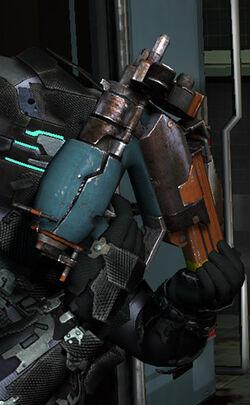 Rivet gun DS2
