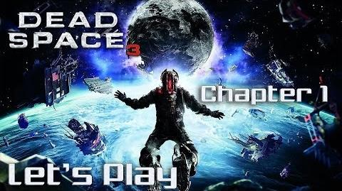 Let's play dead space 3 Co-op -Chapter 1- Rude Awakening-0