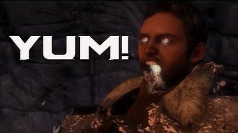 Dead Space 3 Eat A Necromorph Death Scene(Infected Death Scene)