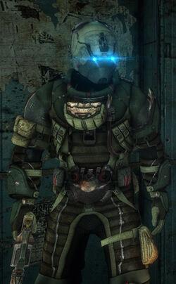 Legionary suit DS3