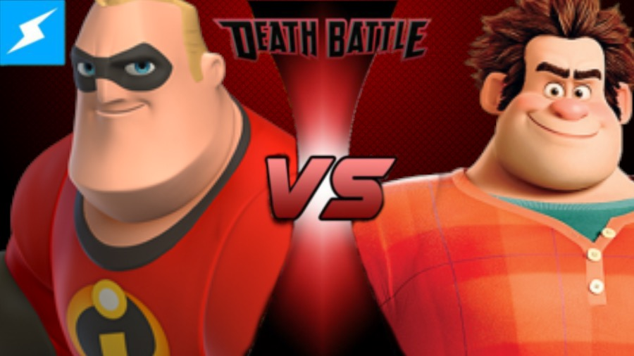 Image - Mr. Incredible VS Wreck It Ralph.jpeg | DEATH ...