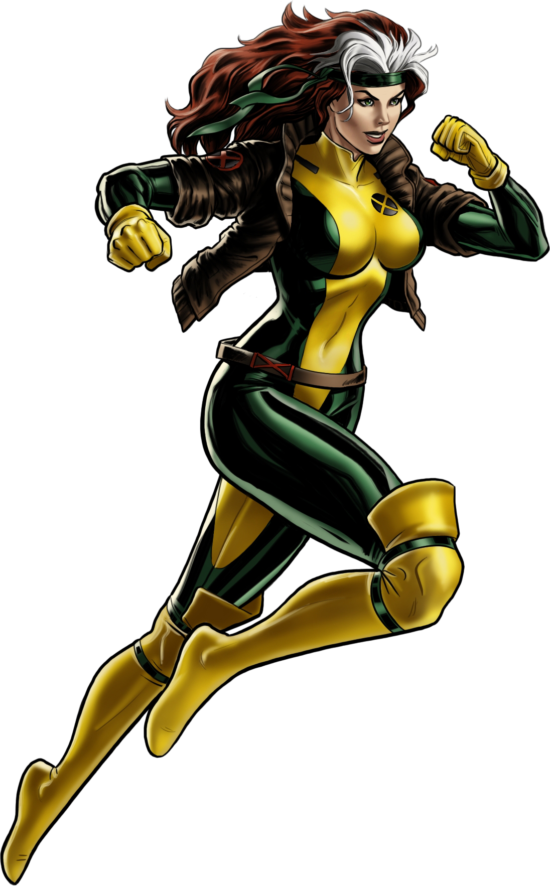 X Men Characters Comic Rogue | DEATH BATTLE W...