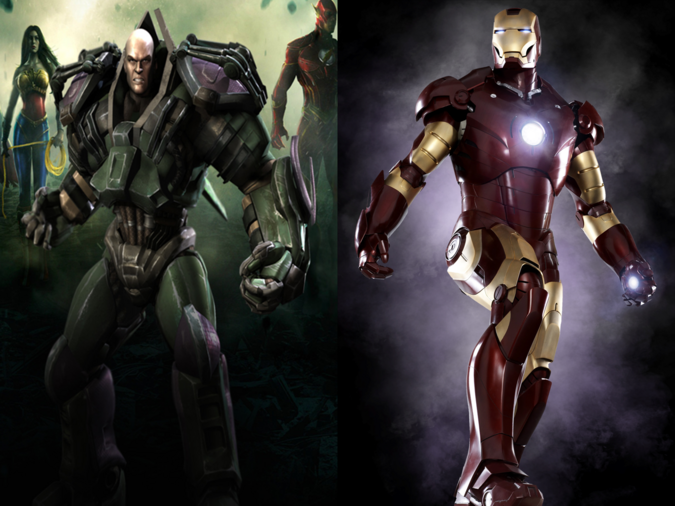 User blog:Nkstjoa/Lex Luthor vs. Iron Man | DEATH BATTLE ...
