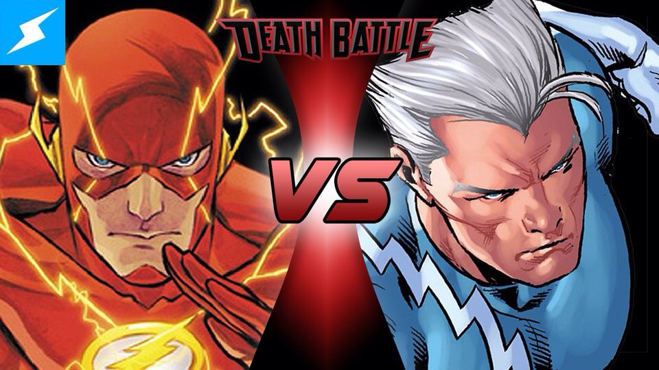Flash VS Quicksilver | DEATH BATTLE Wiki | FANDOM powered ...