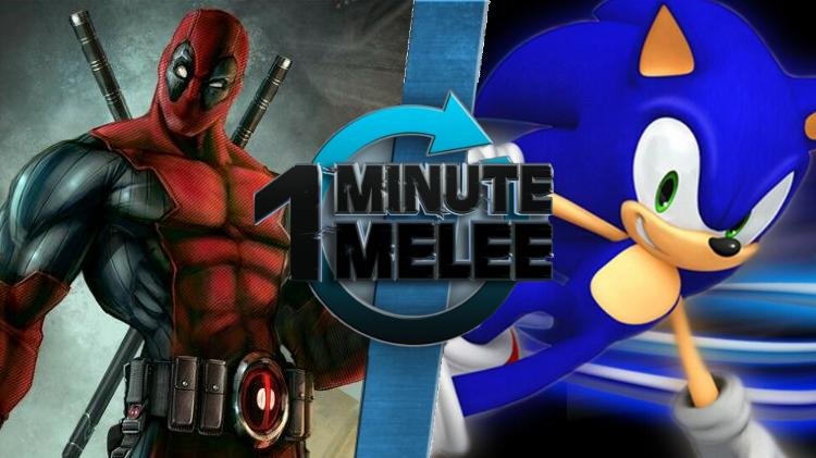 User Blog Ultimate Mega Gamer One Minute Melee Deadpool