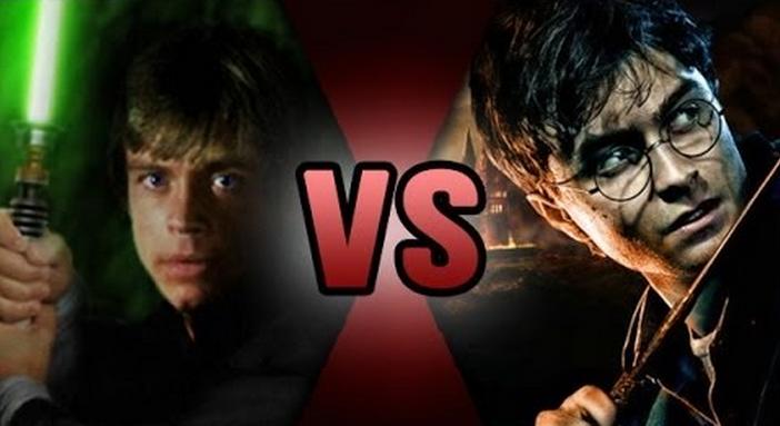 luke skywalker vs harry potter death battle wiki