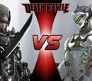 Raiden vs Genji