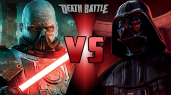 http://vignette2.wikia.nocookie.net/deathbattlefanon/images/1/16/Malgus_Vader_Thumbnail.png/revision/latest/scale-to-width-down/350?cb=20151115090352 Darth Malgus Vs Darth Vader