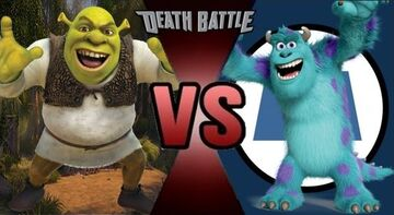 Shrek vs sully
