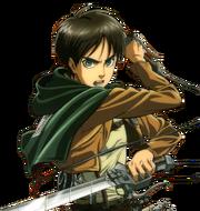Eren jaeger render by yusunnie-d6rn8hz