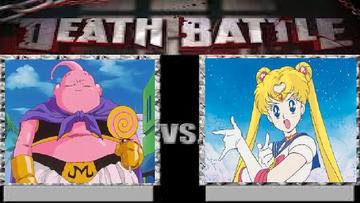 Majin Buu vs Sailor Moon | Death Battle Fanon Wiki ...