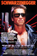 The Terminator - Terminator as he appears on the poster in his first movie
